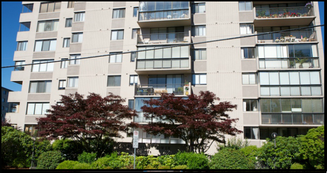 Parkview Towers   --   555 13TH ST - West Vancouver/Ambleside #11