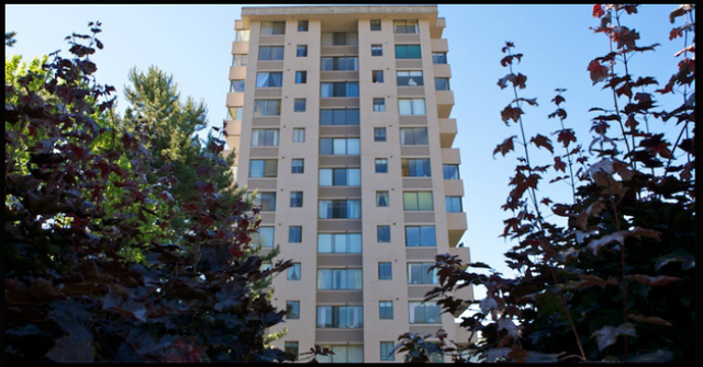 Parkview Towers   --   555 13TH ST - West Vancouver/Ambleside #5