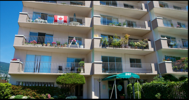 Surfside Towers   --   2187 BELLEVUE AV - West Vancouver/Dundarave #3
