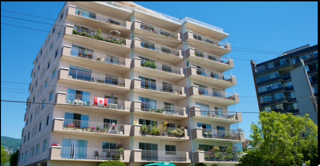 Surfside Towers   --   2187 BELLEVUE AV - West Vancouver/Dundarave #6