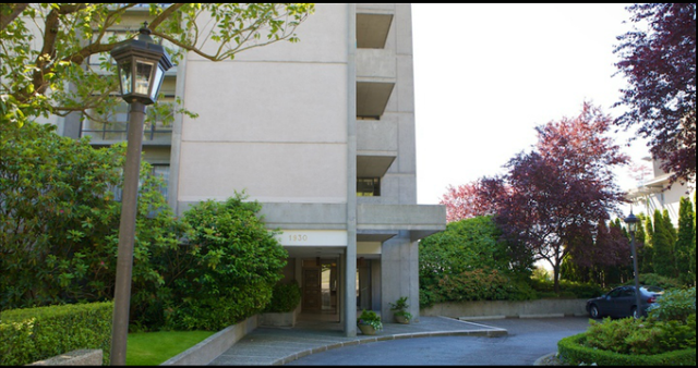 The Seawind   --   1930 BELLEVUE AV - West Vancouver/Ambleside #9