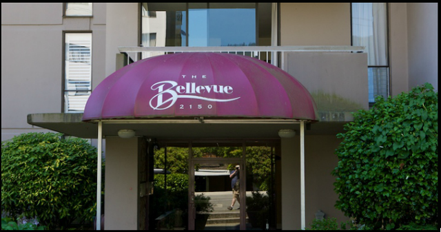 The Bellevue   --   2150 BELLEVUE AV - West Vancouver/Dundarave #1