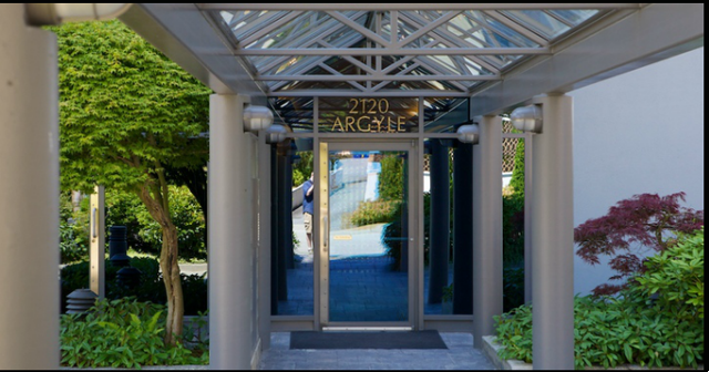 The Ray Building   --   2120 ARGYLE AVENUE - West Vancouver/Dundarave #8
