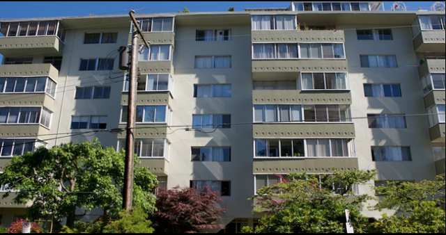 Oceanbrook Apartments   --   1425 ESQUIMALT AV - West Vancouver/Ambleside #1