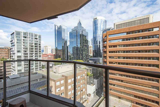 1703 1189 HOWE STREET - Downtown VW Apartment/Condo for sale, 1 Bedroom (R2405895) #12