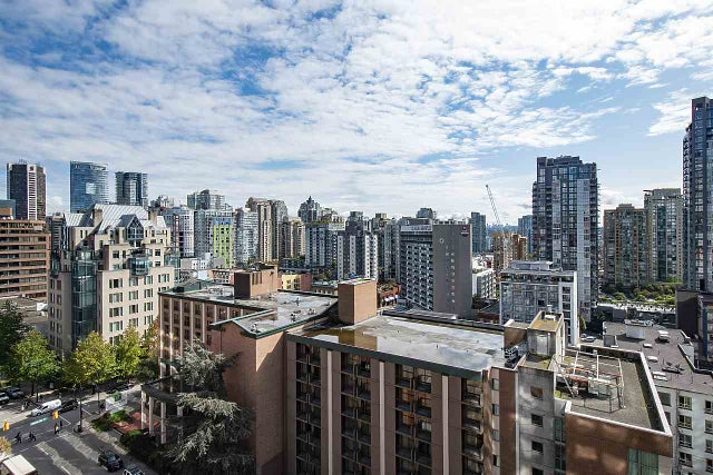 1703 1189 HOWE STREET - Downtown VW Apartment/Condo for sale, 1 Bedroom (R2405895) #13