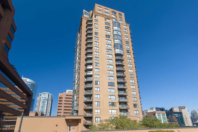 1703 1189 HOWE STREET - Downtown VW Apartment/Condo for sale, 1 Bedroom (R2405895) #2