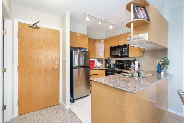 1703 1189 HOWE STREET - Downtown VW Apartment/Condo for sale, 1 Bedroom (R2405895) #5