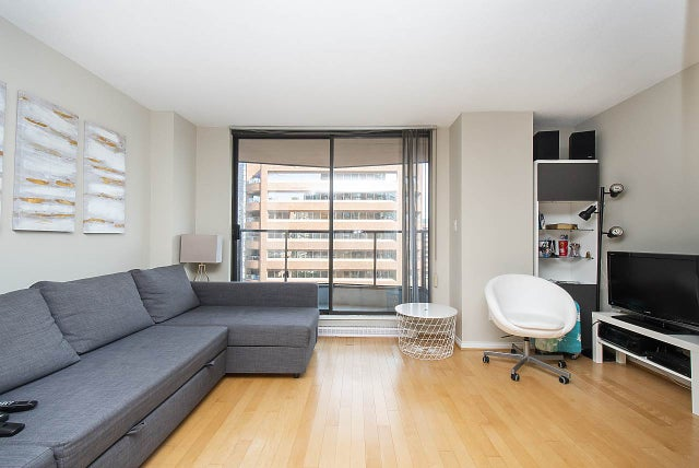 1703 1189 HOWE STREET - Downtown VW Apartment/Condo for sale, 1 Bedroom (R2405895) #8